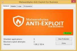 Malwarebytes Anti Exploit 1